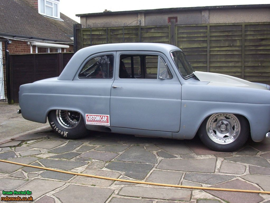 Ford 100E Pro Street Small Block Chevy Chevy, Ford