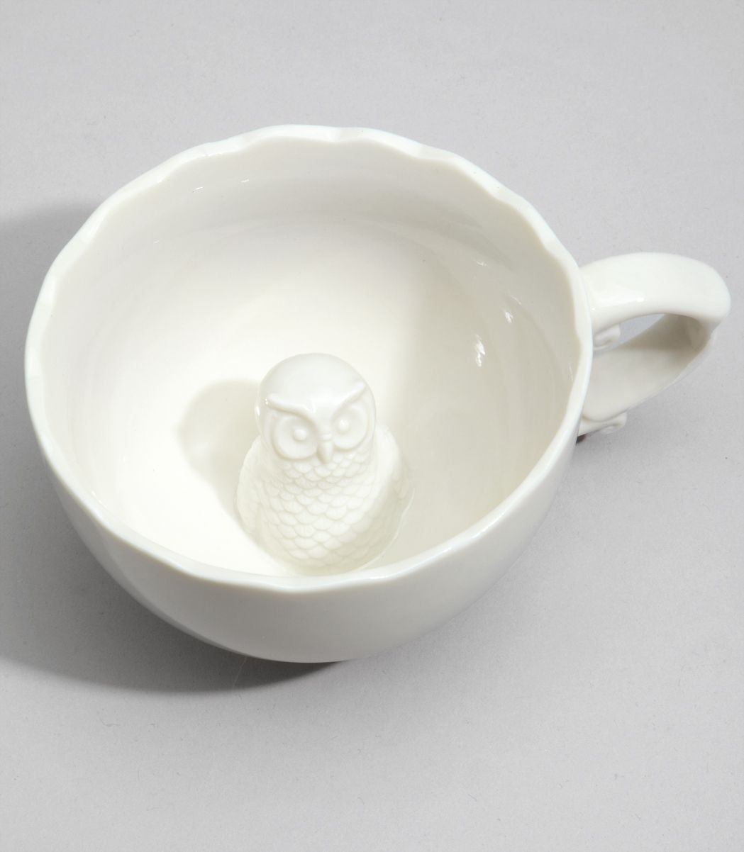 Hidden Owl Tea Cup | CUTE!!!!! | Pinterest | Tea cup, Owl ...