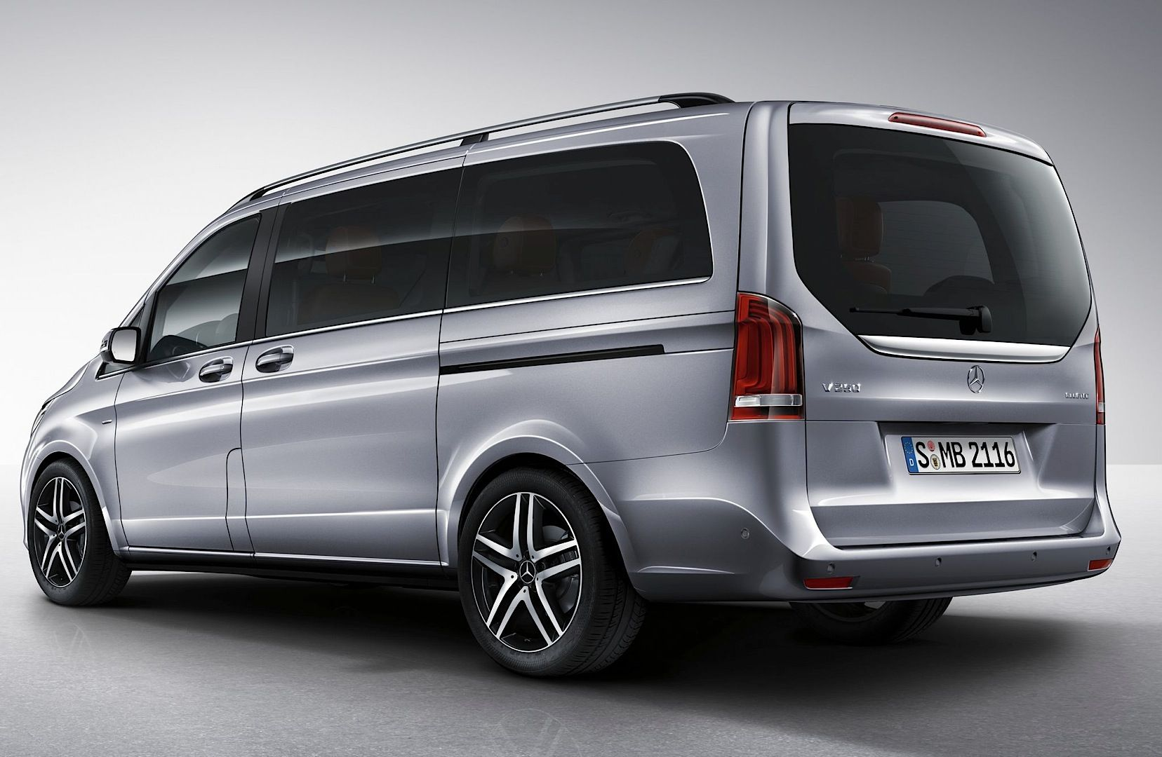 vans mdp cars photo thumbnails rear low benz wide minivan mercedes sprinter cargo