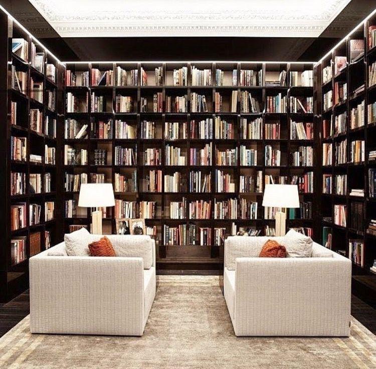 Räume und ihre Bücher Ev Dekarasyon Pinterest Bibliotecas - libreria diseo