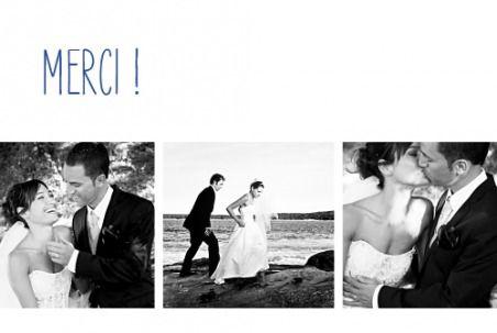 1000 images about carte remerciement on pinterest - Remerciement Mariage Photo