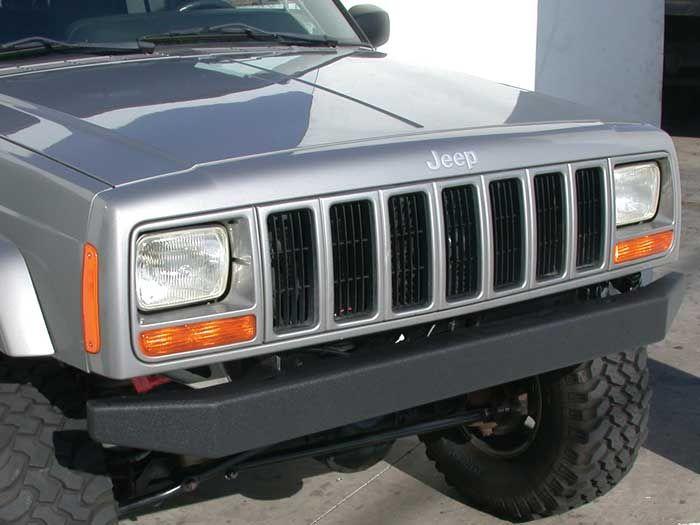 Jeep Cherokee Xj Front Bumper Jeep Cherokee Xj Jeep Cherokee