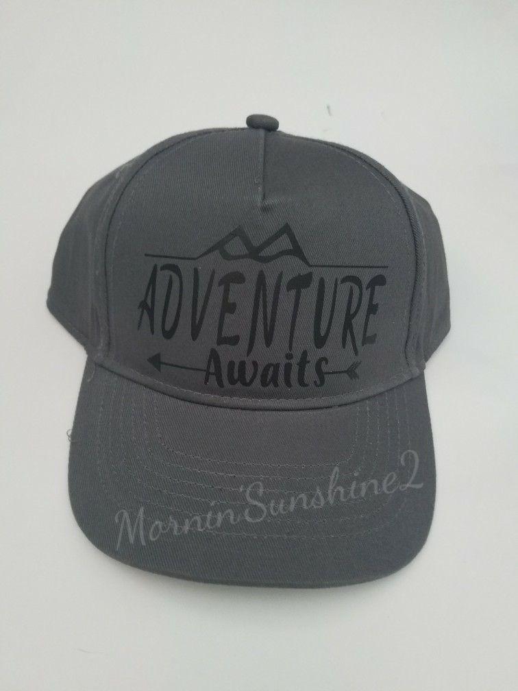 Adventure Awaits toddler hat Mountain Hat Arrow Hat  06695add1da