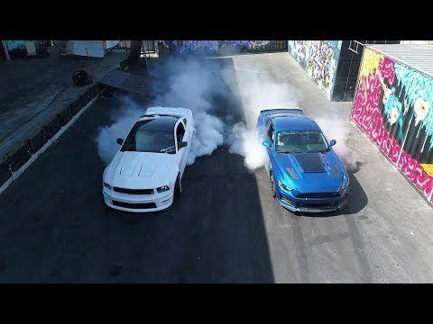 Hoonigan Mustang Vs The World