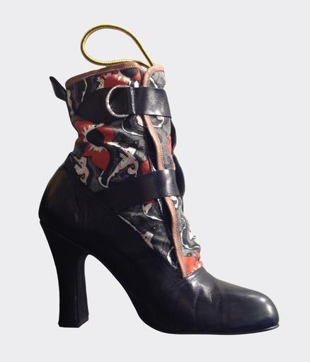 Vivienne Westwood Bondage Boots