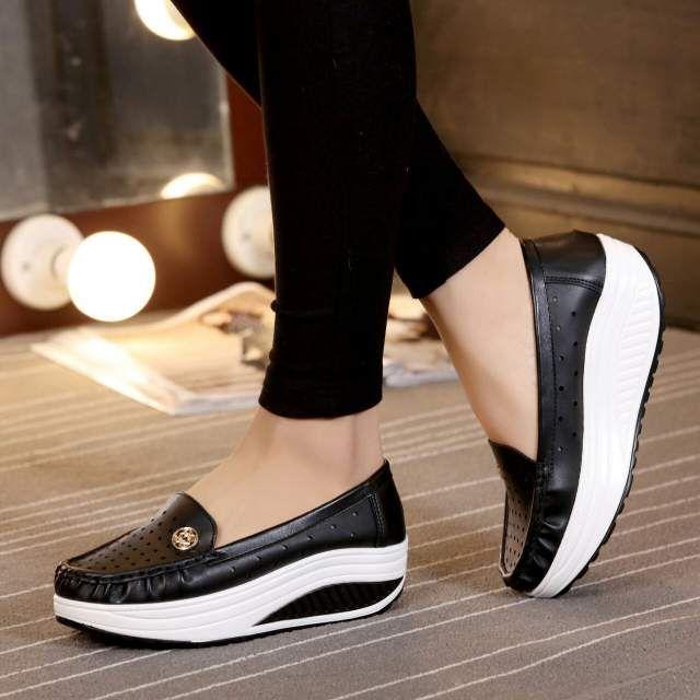 Sepatu Wanita Terbaru 2017 Emory Slipon 11emo131tm Terlaris Ke