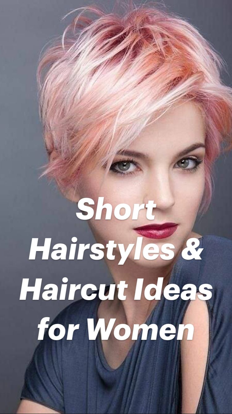 Photo of Short Hairstyles & Haircut Ideas for Women