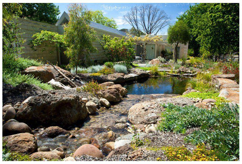 Otro tipo de jardín La tierra en paisajes Pinterest Tipos de