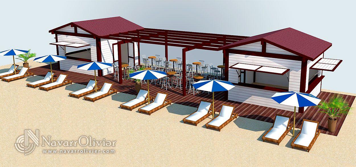Proyecto de construcci n escuela de vela con chiringuito for Proyectos de construccion de escuelas