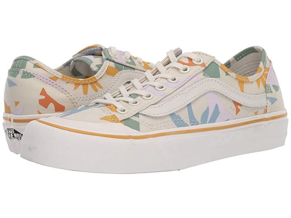 Vans Style 36 Decon Sf Leila Hurst Abstract Girl Schuhe