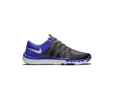 Nike Free Trainer 5.0 V6- Dark Grey/Black/Persian Violet/White sneakers