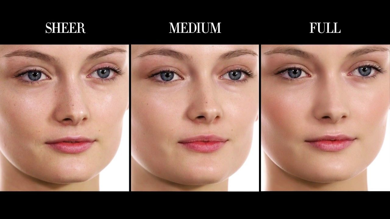 Best Foundation for Wedding