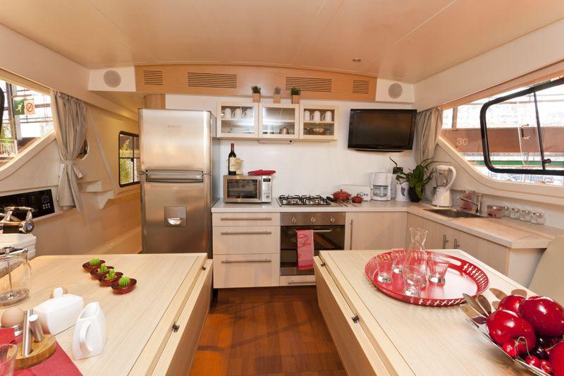 Boat Sales Leboat House Boat Houseboat Kitchen Houseboat Decor