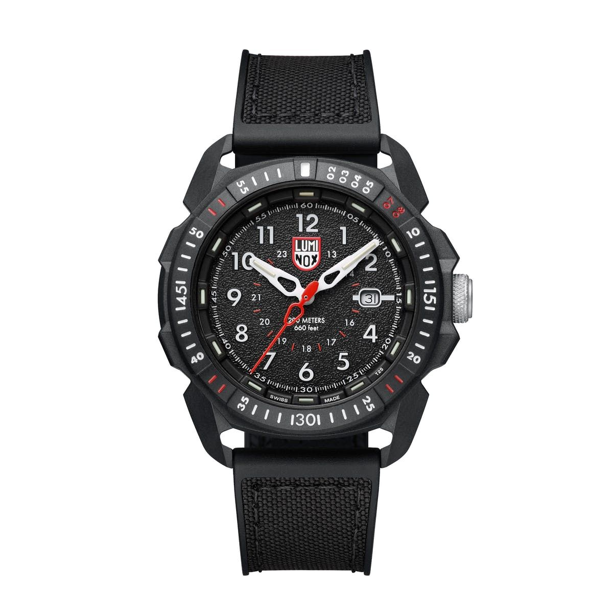 Icesar arctic 1000 watches for men rugged watches watches