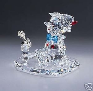 554381f34a448f Crystal-World-Disney-Pinocchio-amp-Jiminy-Cricket-Limited-Edition-Figurine