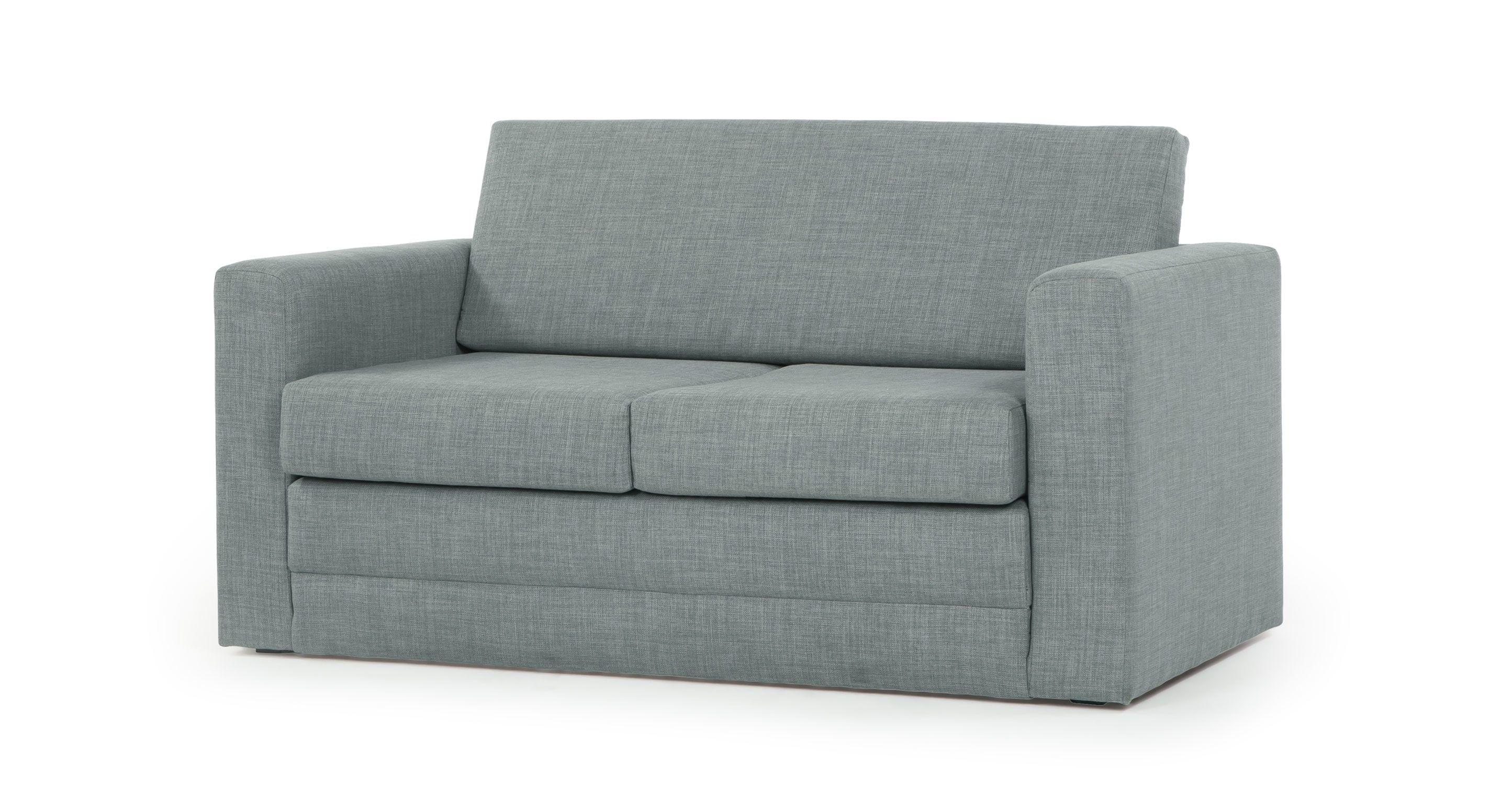 Elvin Sofa Bed In Venetian Blue