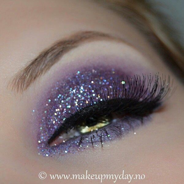 isadora glitter lash brow