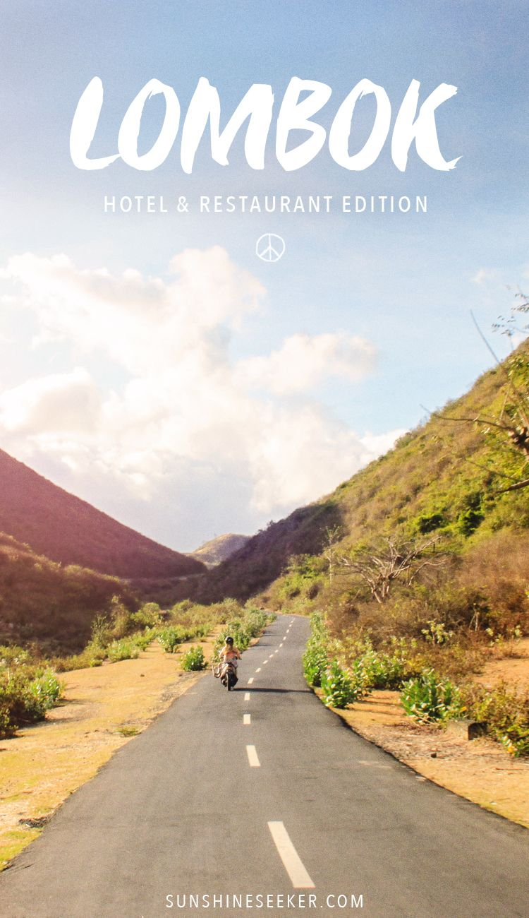 The cheapest destination I've visited so far, also happens to be one of my absolute favorites. Lombok, Indonesia hotels & restaurants.