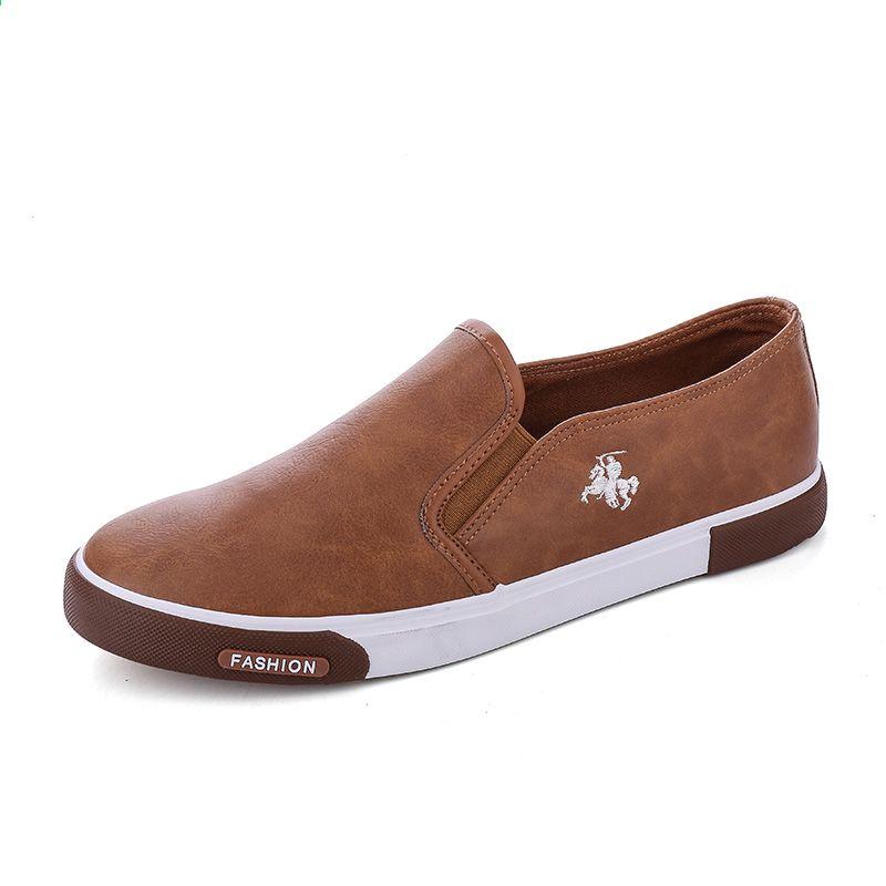39 45 Nowe 2018 Modne Meskie Buty Outdoor Meskie Mokasyny Walking Shoes Czarne Meskie Obuwie Meskie Skorzane Bu Mens Canvas Shoes Loafers Men Mens Casual Shoes