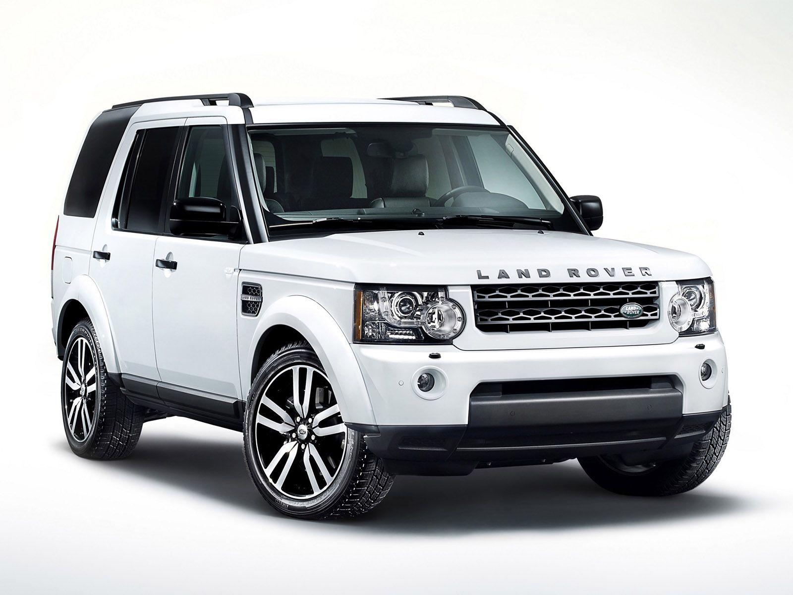 Land Rover Discovery 4 ランドローバー, 車