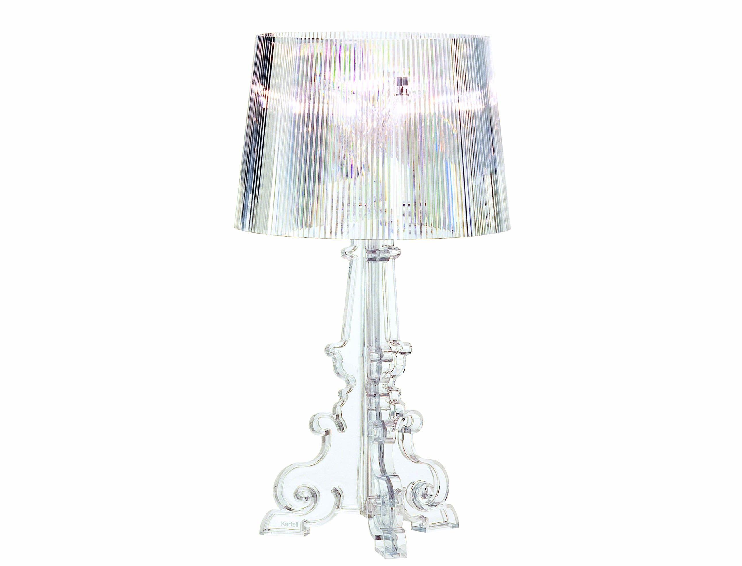 Kartell Bourgie Cristal Lampe Ferrucio Laviani1jpg 2 584 1 972