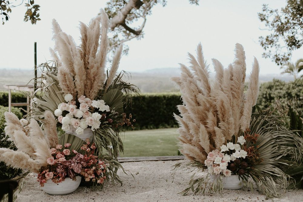 Our top ceremony styles is part of Tree wedding - We're kicking off the new year with a reflection of our most beautiful wedding ceremonies of 2018! Last year we saw ceremony styles to die for, new arbour shapes, natural designs, signing tables to swoon over and arch ways that enhance the beautiful landscape that surrounds the Byron Bay region