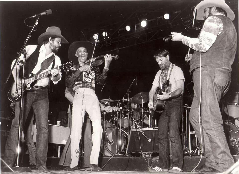 1979 Charlie Daniels , Willie Nelson , Paul Riddle on