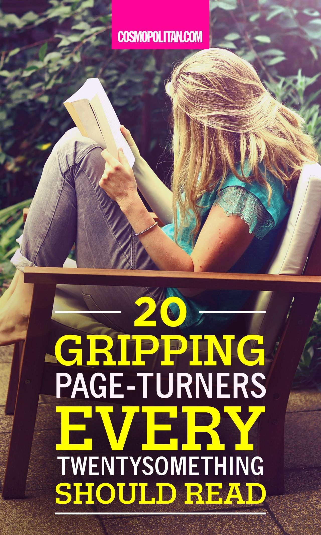 20 Gripping Page-Turners Every Twentysomething Woman Should Read