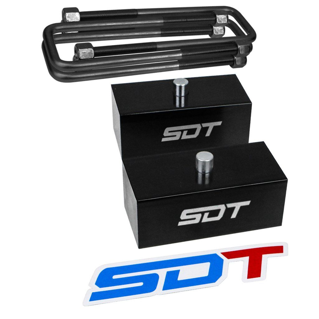 Tahoe 1999 chevy tahoe accessories : 1999-2007 Chevy Silverado 1500 4WD Rear Lift Leveling Kit (Classic ...