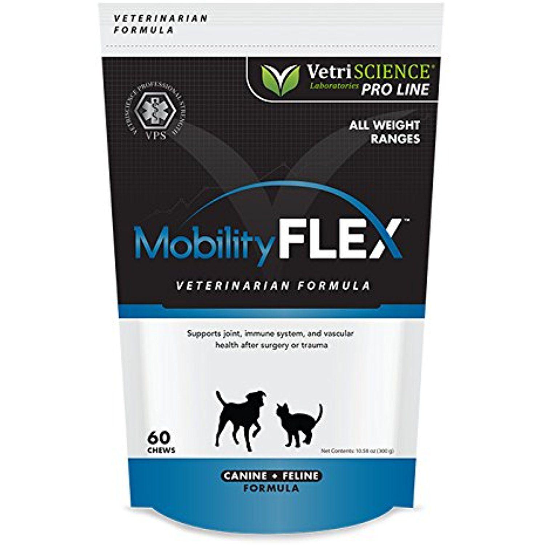 VetriScience Mobility Flex Canine and Feline Formula