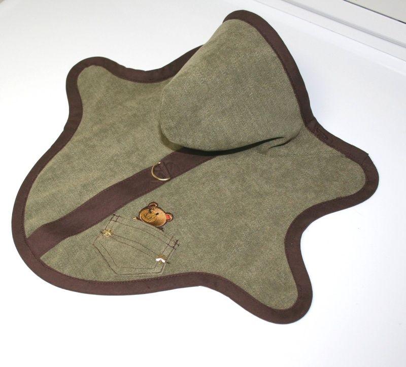 patron couture manteau chien