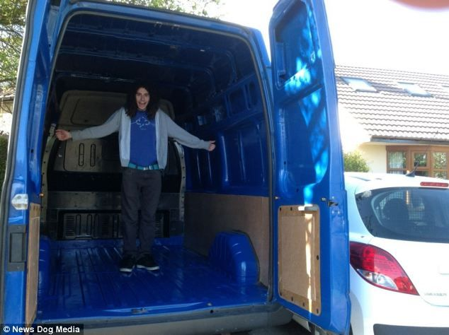 Image Result For Ford Transit Conversion