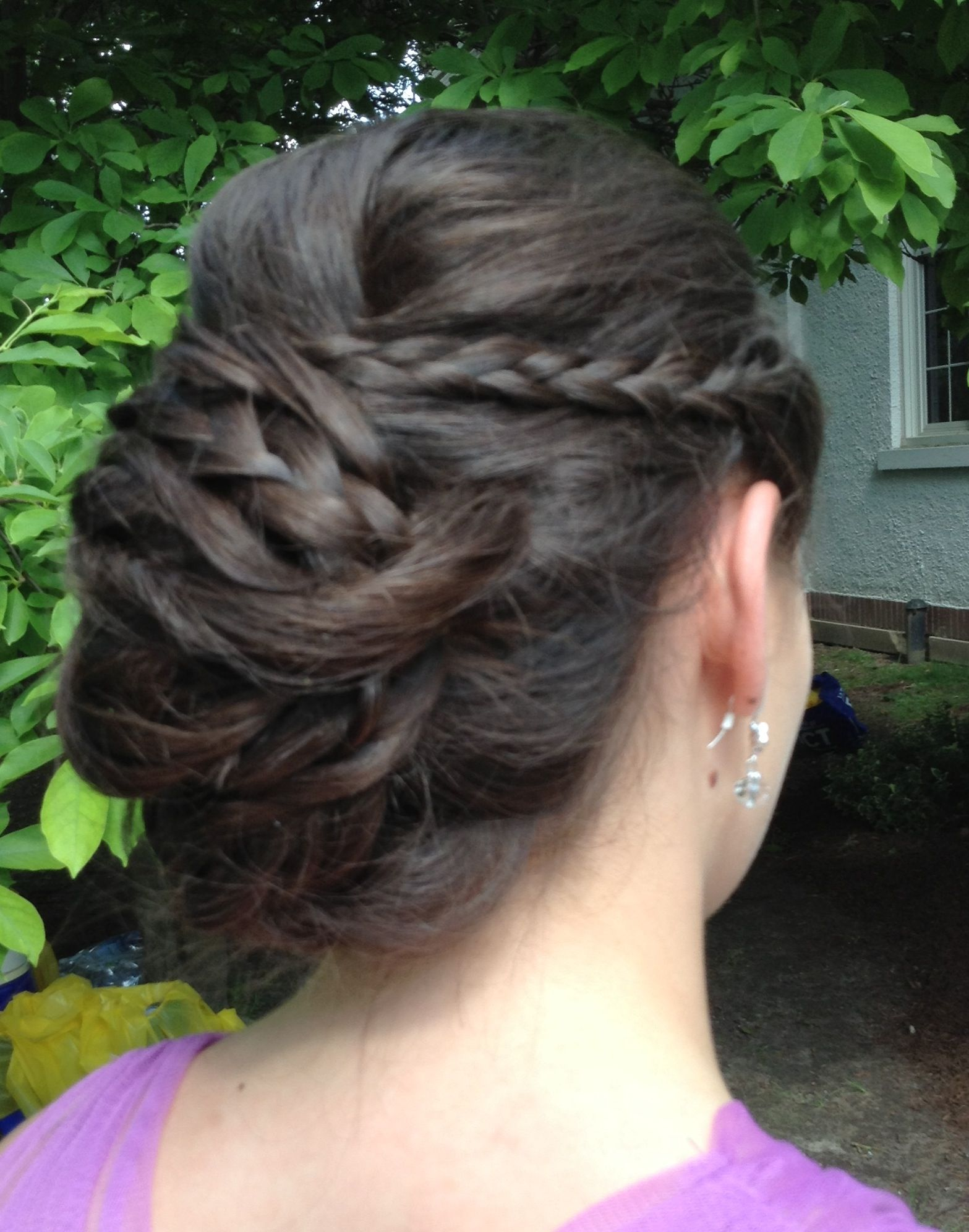 hair for 8th grade graduation(: | hair | pinterest | hair style