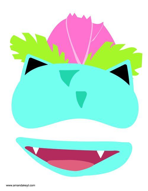 R Sultats De Recherche D Images Pour Pokemon Masks Printable Rh Pinterest  Com All Pokemon Printables