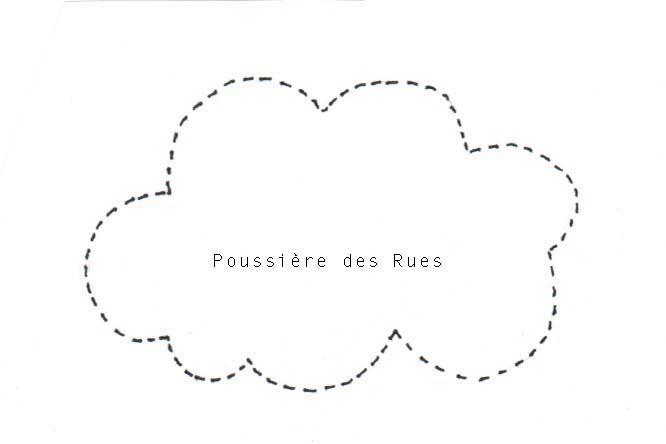 patron tricot nuage couture gabarits pour appliqu s. Black Bedroom Furniture Sets. Home Design Ideas
