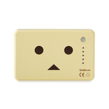 Power Plus Danboard iPhone charger - Vanilla on Fab.