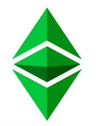 Ether cryptocurrency token current price