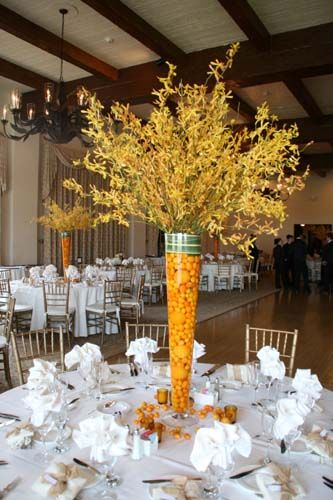 Sophisticated wedding flower centerpieces - The Wedding Specialists ...