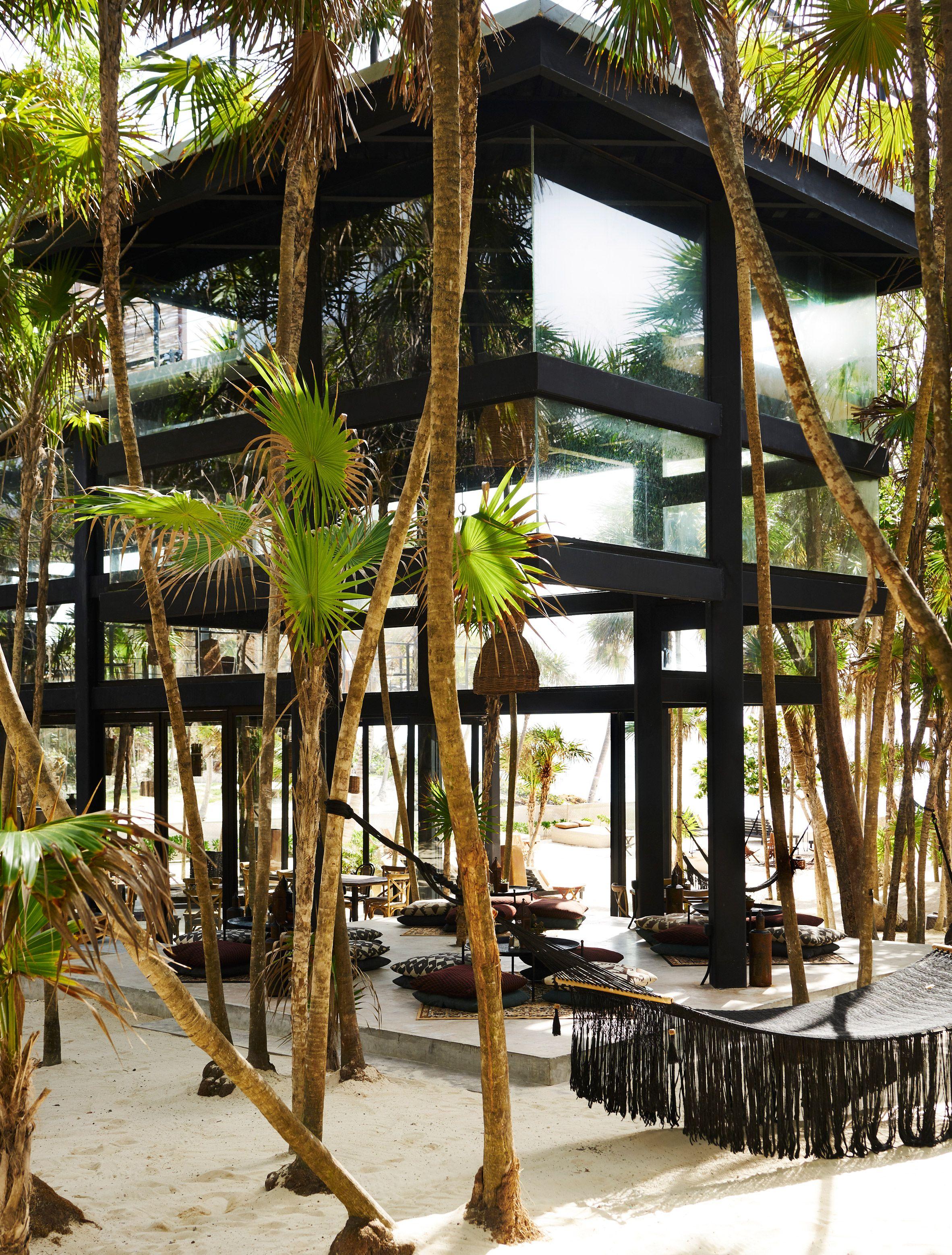 Habitas Tulum Boutique Hotel Offers Beachfront And Hidden Jungle