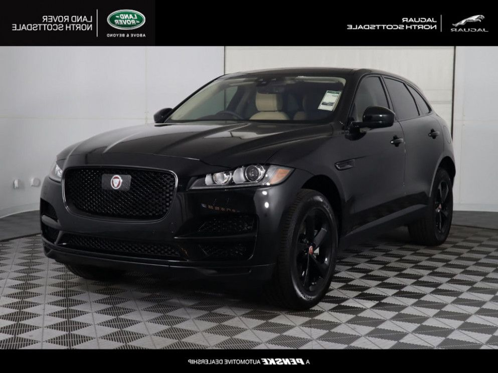 2020 Jaguar F Pace Owners Manual Is So Famous But With Images