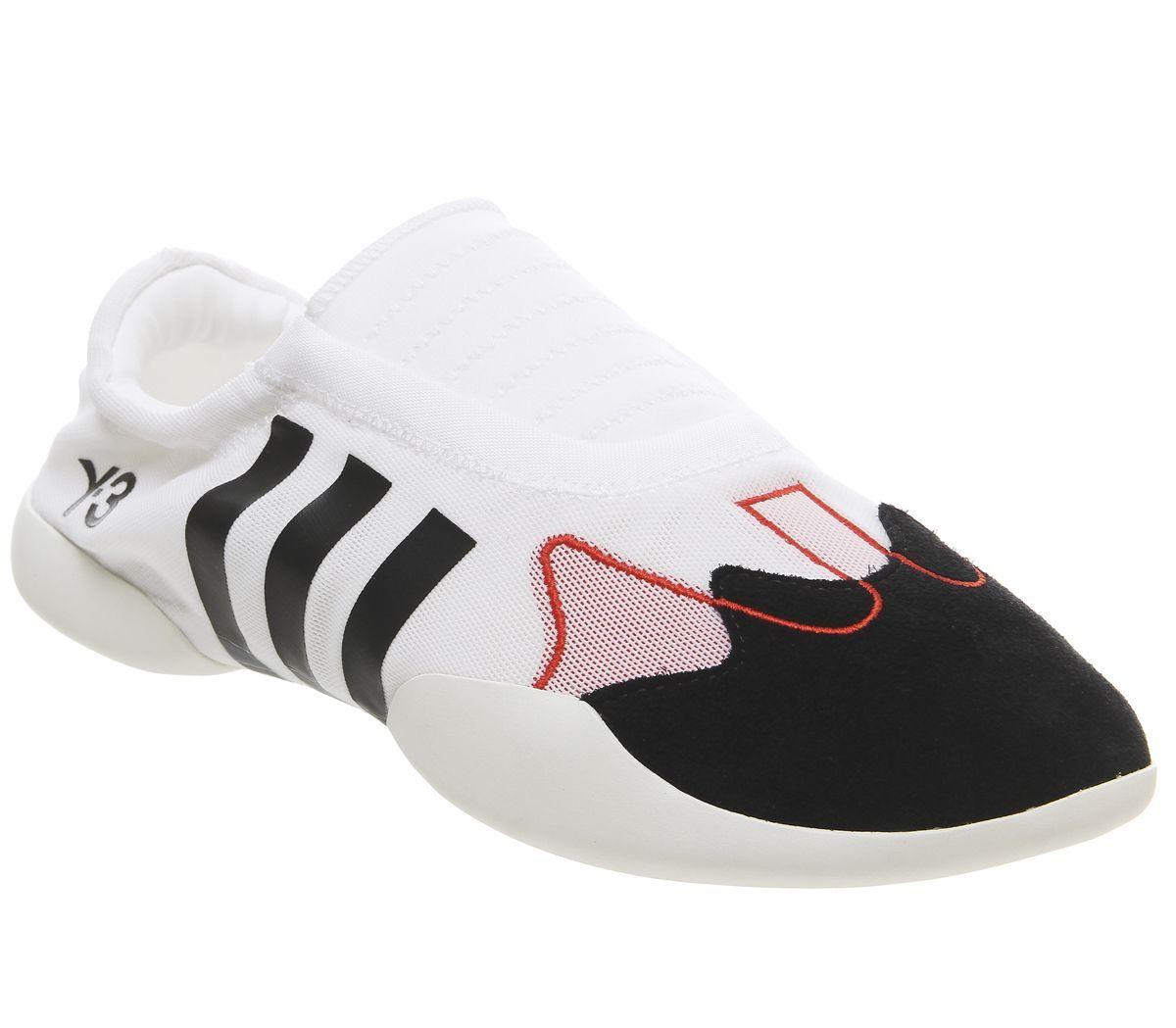 adidas Y3 Y3 Taekwondo Slip Trainers