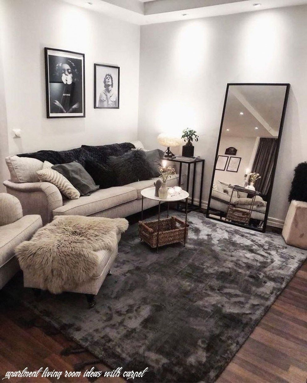 14 Apartment Living Room Ideas With Carpet In 2020 Small Living Room Decor Small Apartment Living Room Living Room Decor Apartment