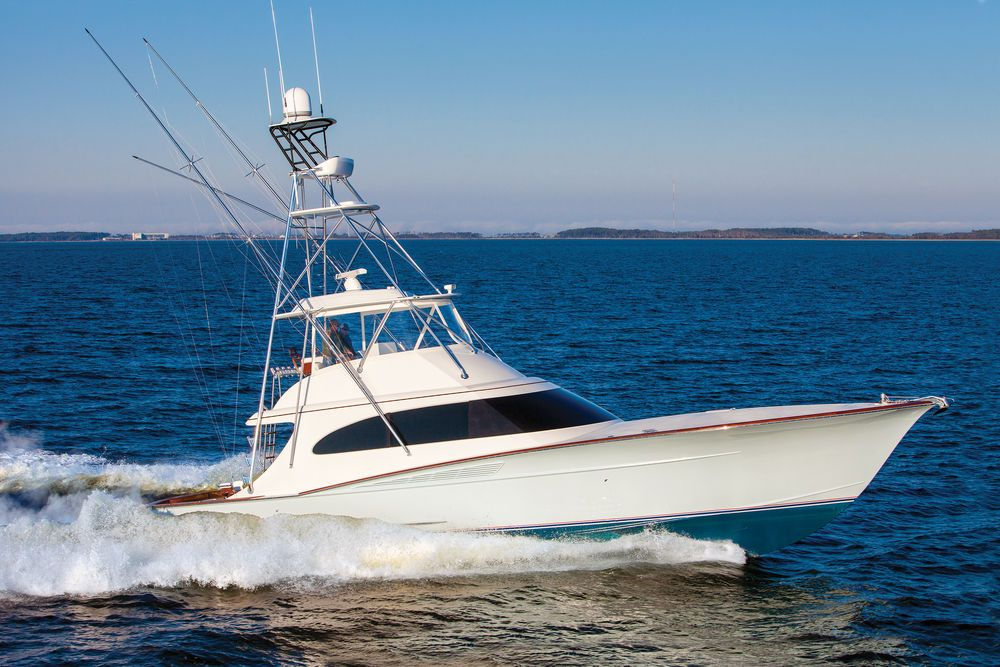 The Marine Diesel Engines in New SportFishing Boats (With