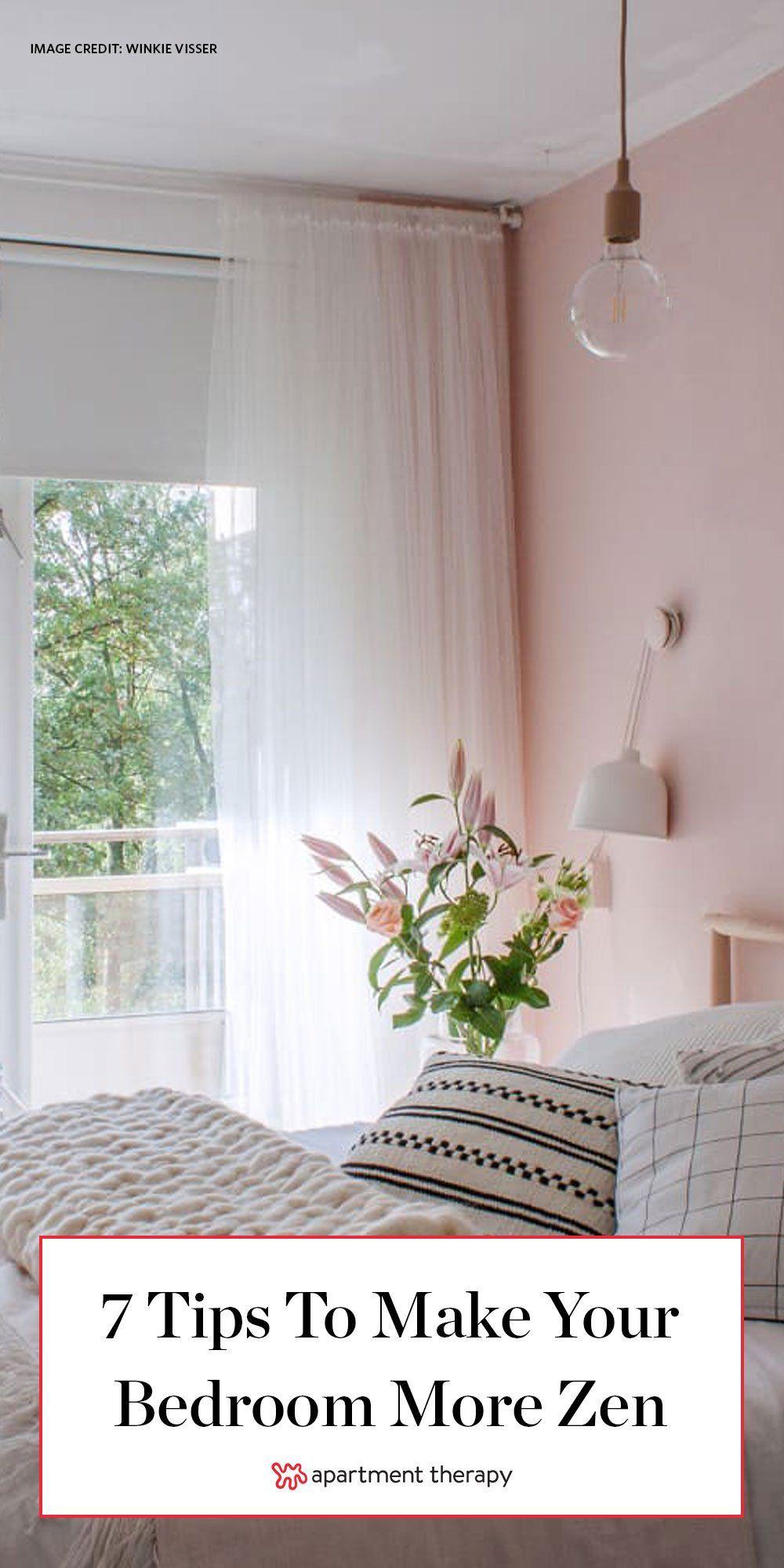 The 7 Best Bedroom Styling Tips According To Professional Stagers Zen Bedroom Cozy Bedroom Lighting Bedroom Decor