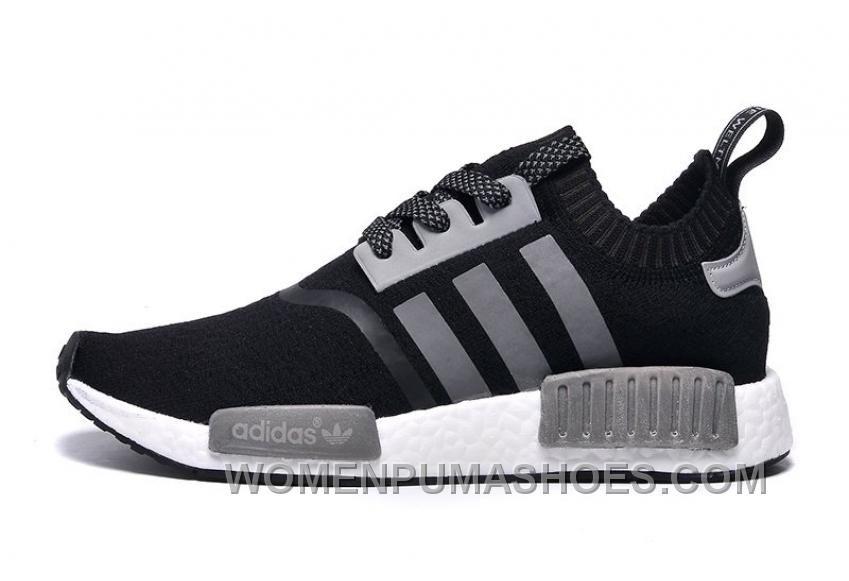 Http: PK / / / Adidas NMD Runner PK Http: negro gris zapatos 496472