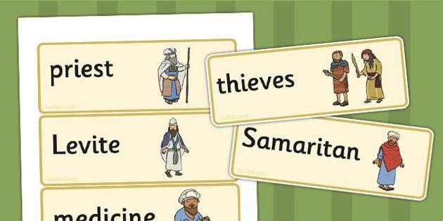 Good Samaritan Crafts For Vbs Google Search Misericordias