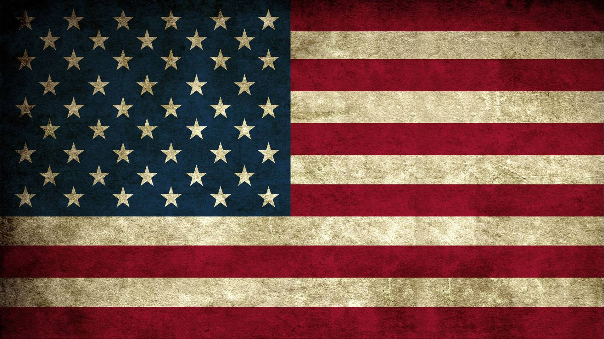 HD. 1920 x 1080. Gritty flag. | American flag wallpaper, Usa flag  wallpaper, American flag images