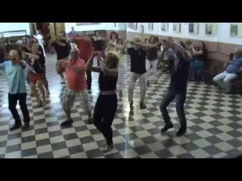 Baile en Línea (Line Dance) Country Coyote Dax - YouTube   Baile ...