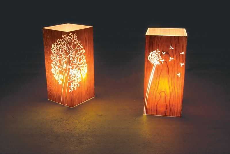 Lamps Veneer Table Lamps By Joachimk April 7 2013