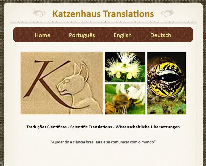 • Katzenhaus Translations •    Contato: Marco Mello